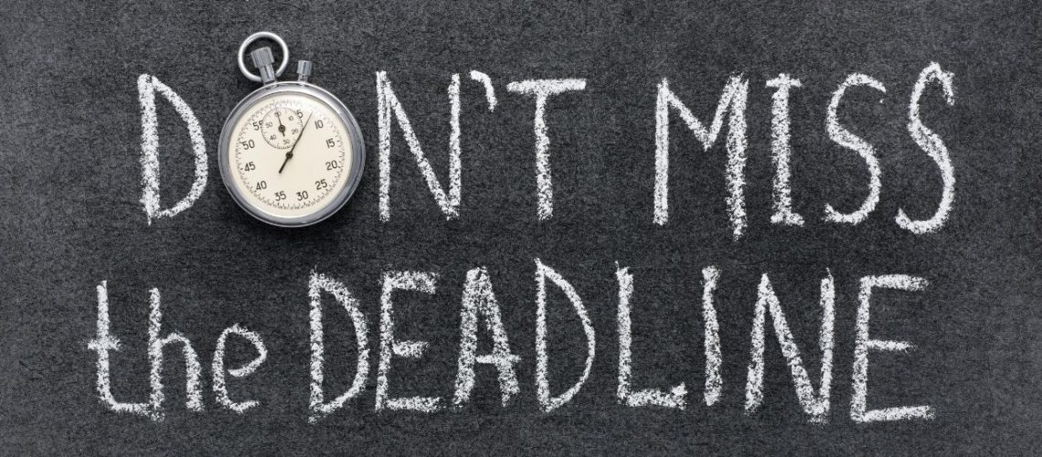 deadline TVL